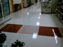 floor strip and wax - high end cleaning & maintenance